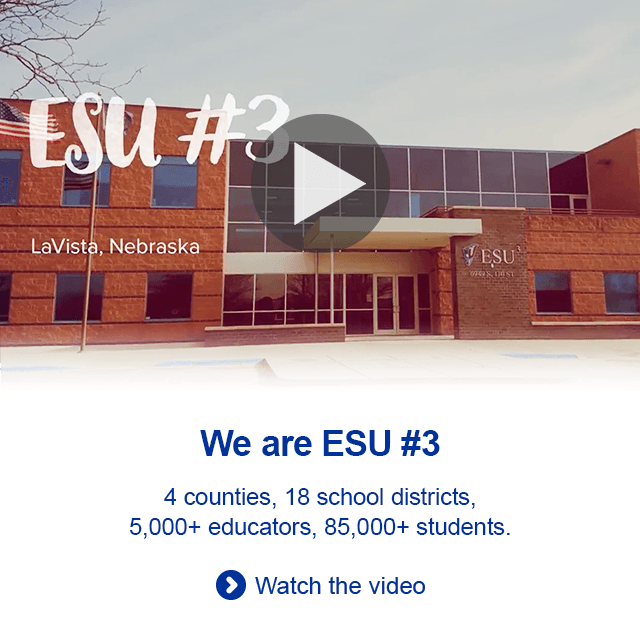 We are ESU #3 (video)