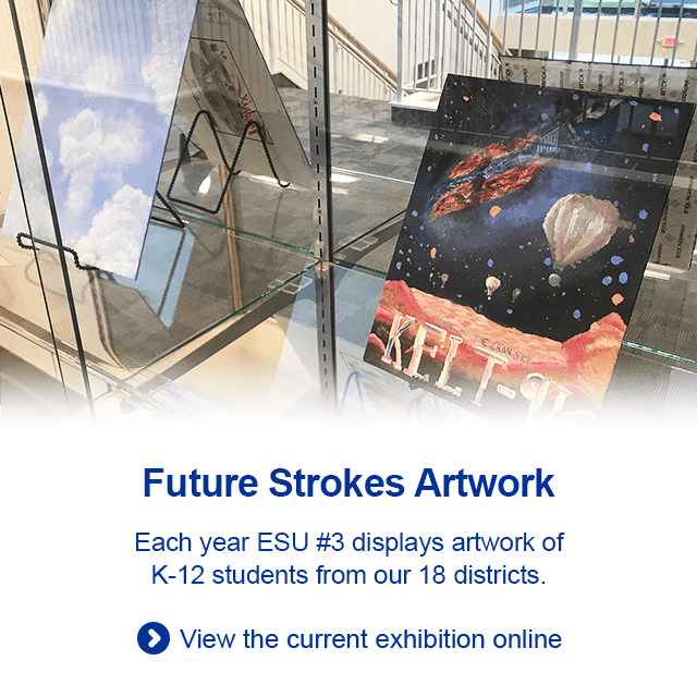 view Future Strokes student artwork online
