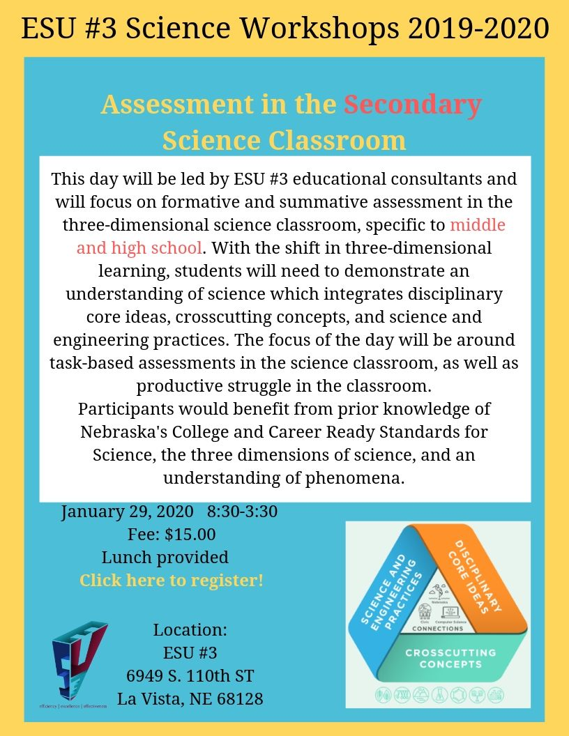 Click here to register for Summative Assessment Secondary on 1.29.20 #18641