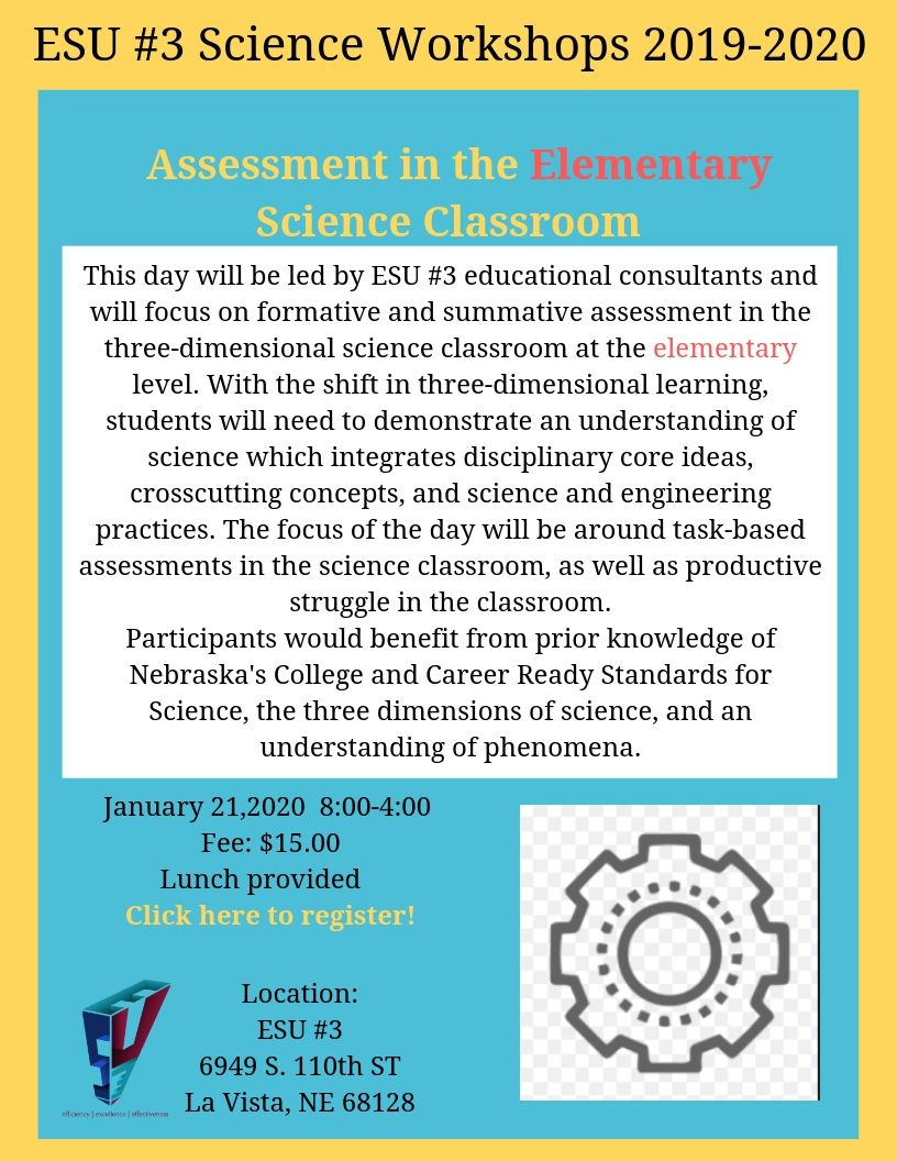 Click here to register for Elementary Formative Assessment 1.21.20 #18381