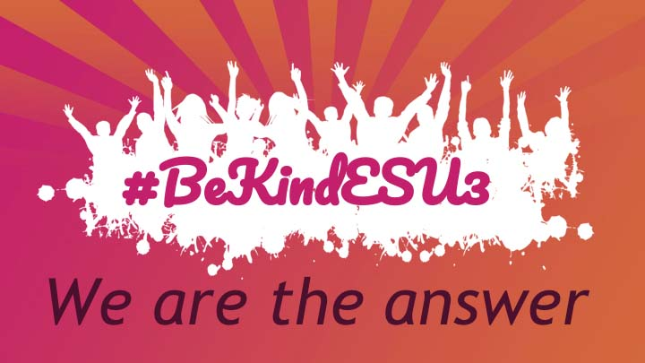 Be Kind ESU 3 logo